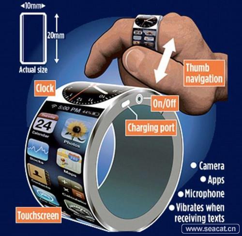 女人钱最好赚!苹果已获得智能戒指专利